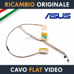 Cavo Flat Video Asus DD0KJ1LC100 Led Originale per Notebook