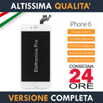 Apple iPhone 6 - A1549 Display Completo - Tasto Home+Fotocamera+Sensori - Bianco