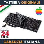 "Tastiera Originale Apple MacBook Pro 15"" Pollici Retina A1398 Italiana + Protezione Ultra Slim"